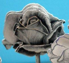 Silver Rose Thumbnail
