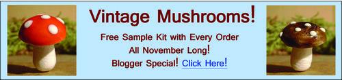 Mushroom header