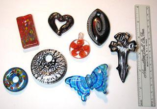 Murano-beads