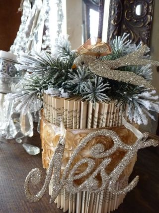 Christmas trees and floral 002