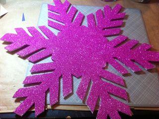 Snowflake_glittered