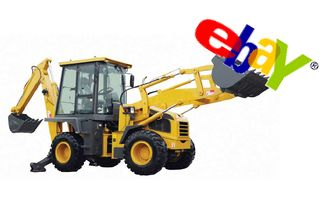 Backhoe-Loader-