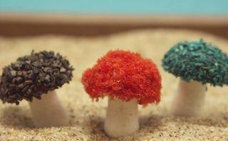 EarthFlake mushroom swatch sm
