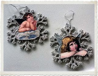 Snowflake orn project GraphicsFairy4fr