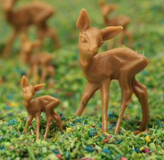 Plastic Deer-23