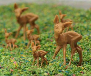 Plastic Deer-22