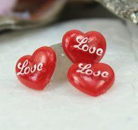 203-3-125 - Tiny Love Flatback Hearts - 03