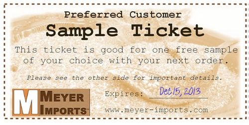 Sample-ticket